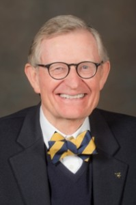 Photo of Dr. E. Gordon Gee