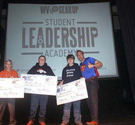 GEAR UP Student Leadership Academy