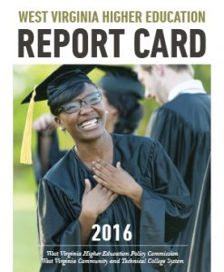 2016 WV Higher Education Report Card