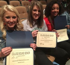 Mingo Central High School College Decision Day 2016