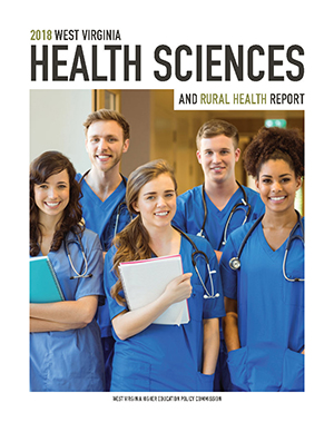 An image of the 2018 Health Sciences Report Card