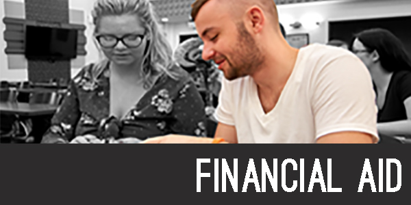 Financial aid section header image
