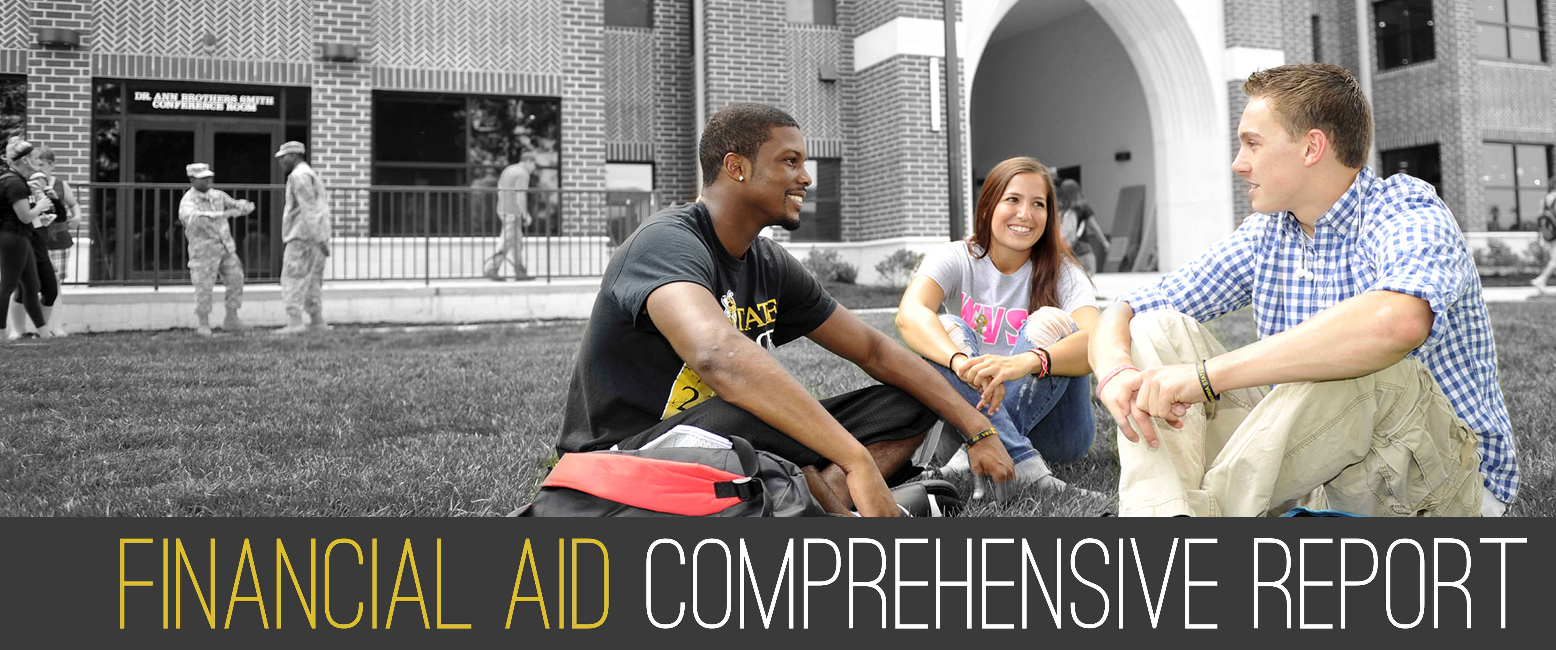 Financial aid comprehensive report image