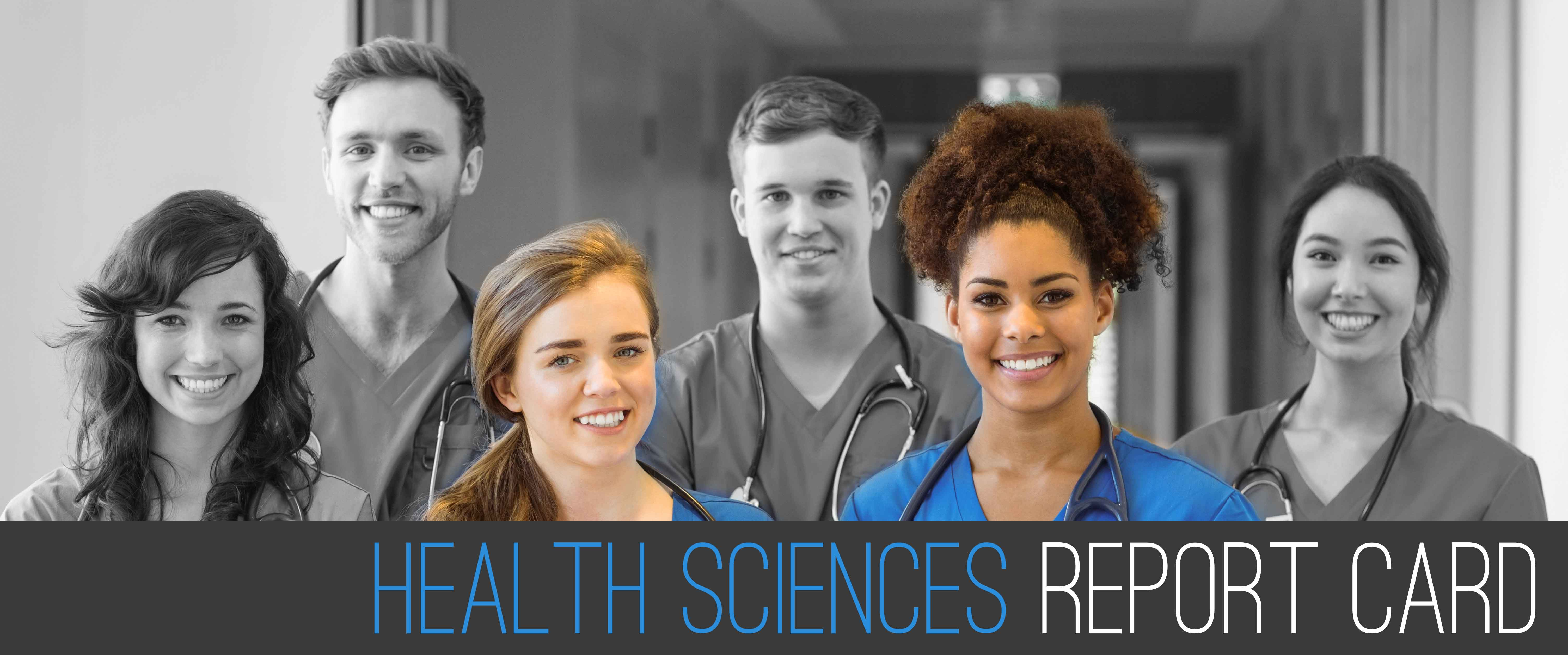 Health Sciences Report Card image