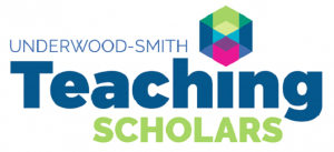 Underwood-Smith Teaching Scholarship Logo