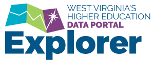 West Virginia Higher Education Data Portal logo